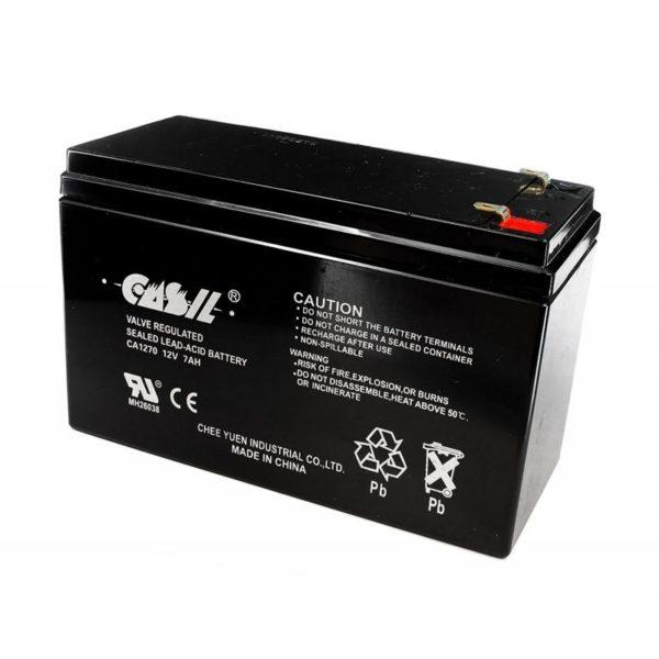 Casil 12v 7.2Ah